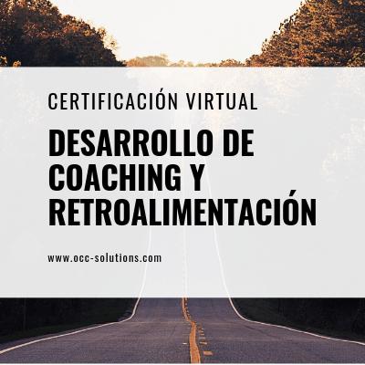 Desarrollo de Coaching y Retroalimentación